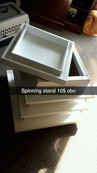 Spinning stand  Prince George, V2M 4P3