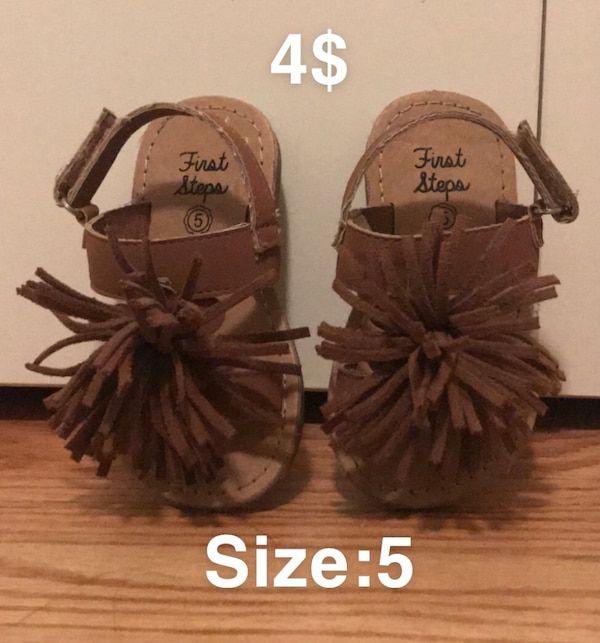 8d212bf8245 Used Shoes sandals for sale in Stockton - letgo