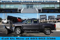Chevrolet-Silverado 2500HD-2015 Plaistow