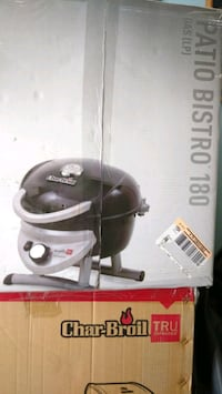 Charbroil patio bistro grill