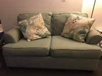 Loveseat, couch, sofa