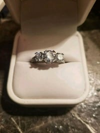Beautiful Sterling Silver Ring Toronto, M1W 2S4