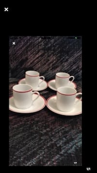Espresso Coffee Set Never Used Richmond Hill, L4E 4K1