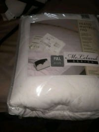 Electric mattress pad keter.. Full size..