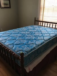 Full-sized bed in Wimberley
