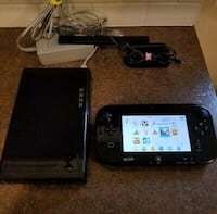 WII U for sale need gone ASAP! Brampton, L7A 2Z3