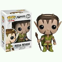 Figura Funko Pop Nissa Revane Magic the gathering  Seville, 41009