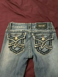 Miss Me jeans  26 Lubbock, 79413