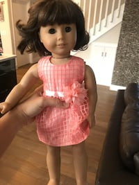 girl doll in pink dress Hollywood, 33312