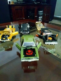 Classic diecast car collection 1:24 scale