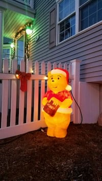 yellow and red plastic toy Stoneham, 02180