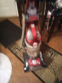 WindTunnel pro Hoover vacuum three channels of functions