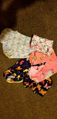 baby's assorted-color clothes lot Salina, 67401