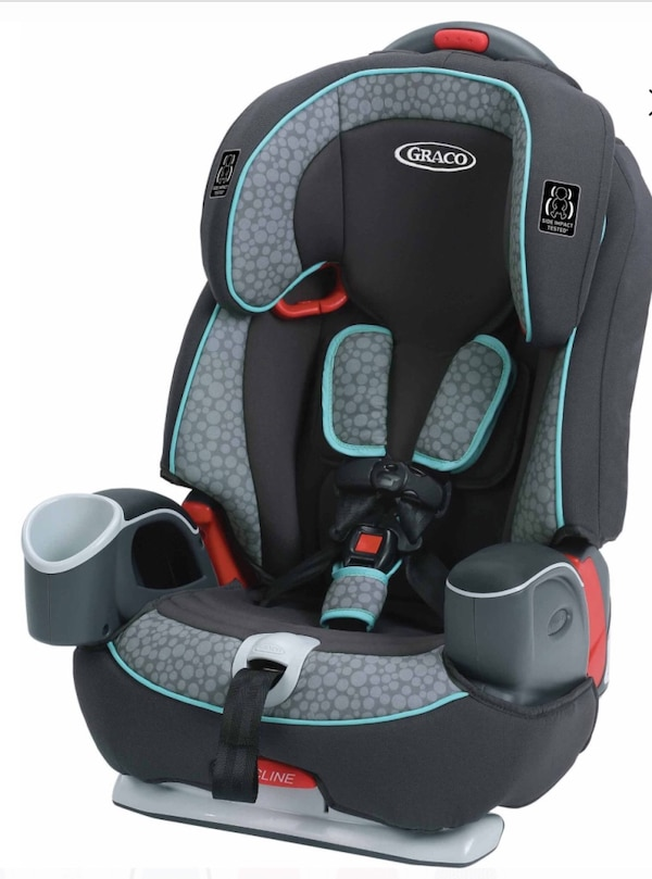 Brand new Graco 3 in 1 Car Seat in a box.