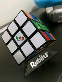 A official Rubik's cube unsolved mint condition Scarborough, M1B