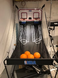 NBA Basketball Arcade Game Pickering