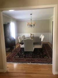 Mahogany Dining Table and Chairs excellent condition Rock Hill, 29732