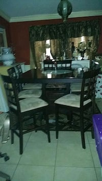brown wooden dining table set Picayune, 39466