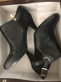 Marc Fisher low boots size 8 Jersey City, 07302