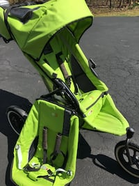 Phil & Teds e3 Inline Double Stroller Warrenton, 20187