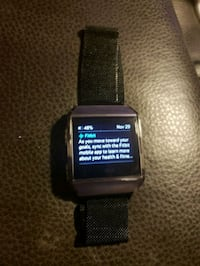 Fitbit Ionic price negotiable Norfolk, 23505