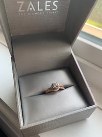 1/4 CT DIAMOND 10K GOLD WEDDING SET Kitchener, N2P
