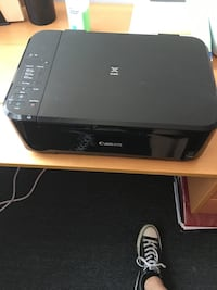 black Canon Pixma desktop printer Bethesda, 20814
