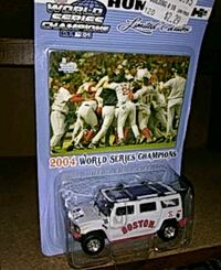 Rex Sox 2004 world series collectable Medford, 02155