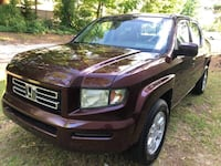 Honda-Ridgeline-2007 Virginia Beach