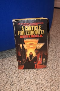 A Canticle for Leibowitz - well loved book