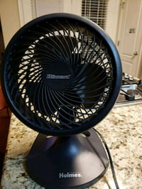 black and gray desk fan Brandywine, 20613