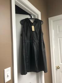 black button-up sleeveless dress Bristow, 20136