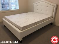 DIRECT BED FRAME AND MATTRESS FACTORY! Brampton, L6X 2V2
