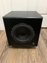 Acoustic Research Powered Subwoofer