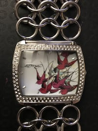 Ed Hardy Lily Bird Watch Cantley, J8V 3H4
