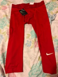red and black Nike sweatpants Montréal, H3S 1M3