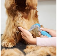 Dog Shedding Brush Pet Grooming Deshedding Brushes Hair Remover Tool for Small Medium Cats Dogs with Short Medium Long Hair Monterey Park, 91754