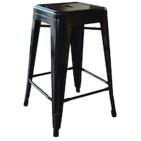 "Brand New 24"" Black Metal Bar Stool Barstools  Brea, 92821"
