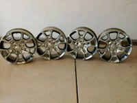 RIMS IN VERY GOOD SHAPE. 5 LUGS  North Palm Springs, 92258