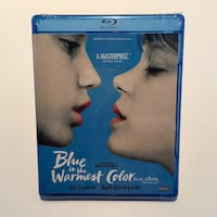Blue is the Warmest Color Blu Ray NEW Toronto, M4Y 3B4