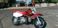 2001 Honda XR70 kids dirt bike Las Vegas, 89104