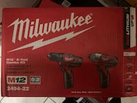 milwaukee m12 tool combo kit Surrey, V3X 3V2