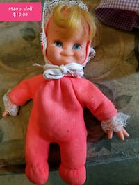 Old baby dolls Anderson, 96007