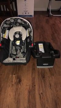 Infant car seat in good shape just don't need it anymore North Chesterfield, 23235
