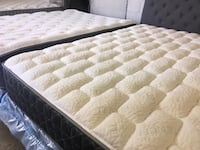 Brand New King Bed Frame with Pillowtop Mattress  Greenville