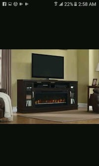 Fire place entertainment unit  Edmonton, T6J 1X3