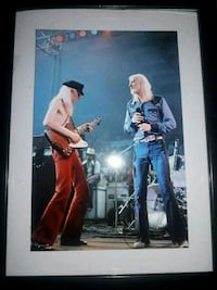 JOHNNY & EDGAR WINTER PICTURE  Redford Charter Township
