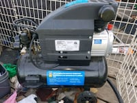 black and blue air compressor Kelowna, V1X 6N7