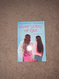 Everyday Angel by: Victoria Schwab Bristow, 20136