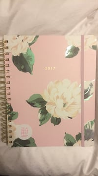 Never Used! 17-Month Agenda (2017) Austin, 78748
